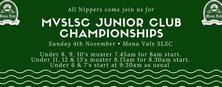 2018 Junior Club Championships