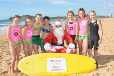 Santa Photos on the Beach – 2nd DEC