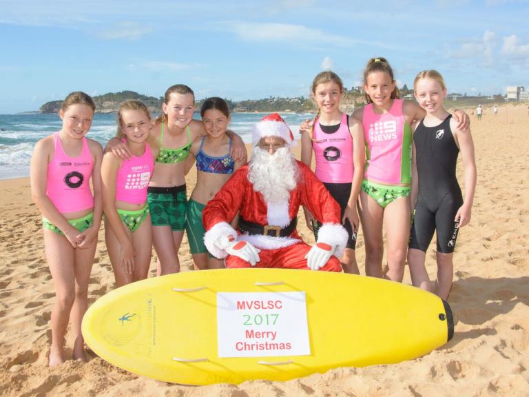 MVSLSC Santa photo