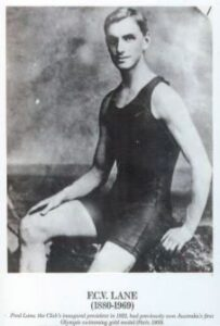 MVSLSC First President Freddie Lane