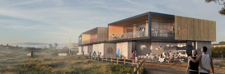 Work underway on new Mona Vale Surf Club