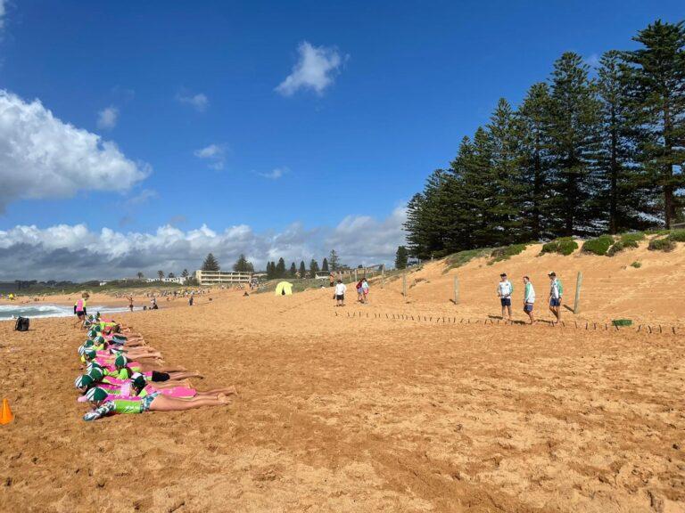 MVSLSC Nippers Beach Activities